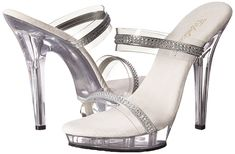 Pleaser Women's Lip-2/C/RS Platform Sandal >>> Be sure to check out this awesome product. (This is an affiliate link) #sandlesforwomen