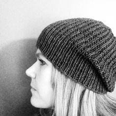 Beanie free knitting pattern download