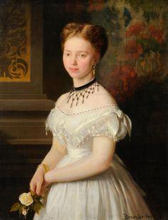 Etelka Benczúr, Gyula Benczúr, 1868