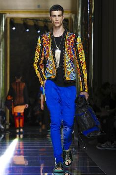 Balmain Spring-Summer 2017 - Paris Fashion Week #PFW