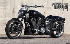 #Yamaha Warrior My first bike