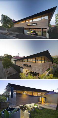 A Builder's Own Home Becomes An opportunity To Showcase Their Capabilities // Melbourne, Australia