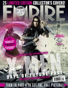 EMPIRE Magazine - 25 Limited Edition Collector's Covers - Warpath