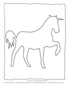 Unicorn Cartoon Coloring Pages FREE To Print At Www