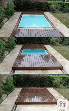 Swimming Pools Backyard, Swimming Pool Designs, Pool Landscaping, Lap Pools, Pool Decks, Indoor Pools, Landscaping Design, Small Patio Ideas On A Budget, Budget Patio