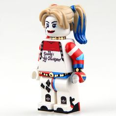 2016 New Suicide Squad Movie Harley quinn DC Classic Villain Bad Guys Super Hero Minifigures Legoied Block toys for Children-in Blocks from Toys & Hobbies on Aliexpress.com | Alibaba Group