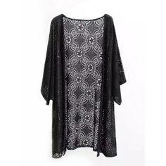 2d3d6fa7b493d Plus Size Lace Cardigan. Fashion SaleLace TopsPlus ...