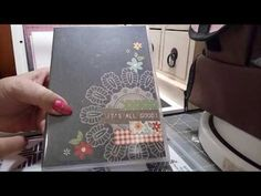 IKEA Hemmingsbo Frame as Stamping Tool - Stamps Right out of the Package! (It's not what is pictured) but is hinged & has 4 plastic inserts around the edges that can be used to hold cardstock down along with some tape. Fun Foam is needed for photopolymer stamps. YouTube