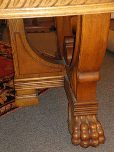 oak dining table and 9 chairs ebay