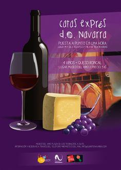 Catas exprés vinos Navarra. Museo del Vino de Olite.