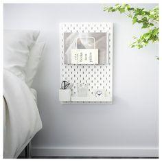 IKEA - SKÅDIS Pegboard combination white