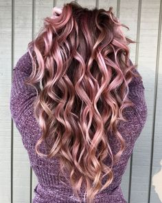 Rose gold balayage color and cut by Ombre Hair Color For Brunettes atiffa balayage color Cut gold rose tiffanywoopwoop woopwoophairsalon Hair Color Ideas For Brunettes Balayage, Balayage Color, Ombre Hair Color, Cool Hair Color, Rose Gold Balayage Brunettes, Hair Colour, Ashy Balayage, Balayage Hair Rose, Red Ombre