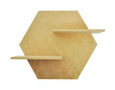BTP - Hexagon Shelf