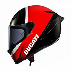 272 отметок «Нравится», 13 комментариев — Hello Cousteau (@hellocousteau) в Instagram: «Another one for the Ducati crowd. The base model for this helmet is the AGV Corsa/Pista. For any…»