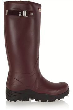 Shop Hunter Tall Snow Wellington Shearling-lined Rubber Boots from stores. Hunter Original, Rubber Rain Boots, Snow, The Originals, Shopping, Collection, Style, Fashion, Swag