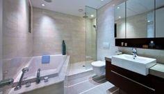 Billedresultat for indbygget badekar