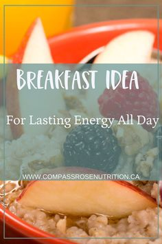 Are you tired of never having anything ready to go for a quick breakfast option? Try this Steel Cut Oats Recipe Health Breakfast, Healthy Breakfast Recipes, Healthy Food, Healthy Recipes, Easy Meal Plans, Easy Meals, Steel Cut Oats, Compass Rose, Oats Recipes