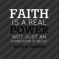 Boyd K. Packer | General Conference April 2013