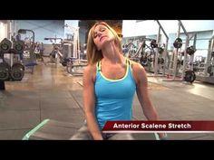 Corrective Exercise # 2 - Forward Head Posture - YouTube