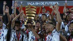 Timão passa pelo Fla e é campeão pela primeira vez da Taça BH Sub-17 #globoesporte
