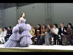 Giambattista Valli | Haute Couture Fall Winter 2016/2017 Full Show | Exc...