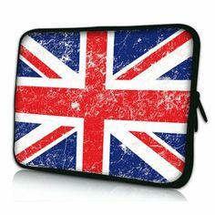 Tablet Case Tasche Hülle UK Flagge f. Samsung Galaxy Tab 3 10.1 P5200