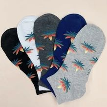 (1) 'Stoned Soles' Ankle Sock – Pretty Feet Trinkets Sock Ankle Boots, Ankle Socks, Bootie Socks, Cute Boots, Leaf Design, Ankle Length, Fashion Boutique, Pretty, Woman Fashion
