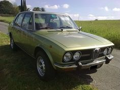 Alfa Romeo - Alfetta 1.8 - 1975 Maintenance/restoration of old/vintage vehicles: the material for new cogs/casters/gears/pads could be cast polyamide which I (Cast polyamide) can produce. My contact: tatjana.alic@windowslive.com