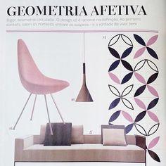 Nossos azulejos Kit Molde na Casa & Jardim desse mês! // Shop Online www.lurca.com.br/ #azulejos #azulejosdecorados #revestimentos #arquitetura #reforma #decoração #interiores #decor #casa #sala #design