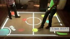 Pisos Interactivos/Interactive Floors - Powered by Interactive Dynamics - YouTube