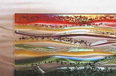 Each piece is rich in texture
