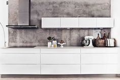 South Coast Home Decor – Everything about South Coast Home Decor Ikea Kitchen, Home Decor Kitchen, Home Decor Bedroom, Kitchen Interior, Home Kitchens, Kitchen Design, Voxtorp Ikea, Industrial Style Kitchen, Concrete Kitchen