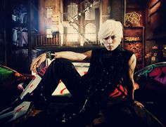 Birth Name: Kim Him Chan  (B.A.P. Bunny: pink)  Stage Name: Himchan Nickname: Instrument Ulzzang  Birth Date: April 19, 1990