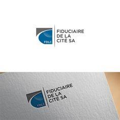 Create a new visual identity for FDLC - Fiduciaire De La Cité SA Réalisé par…