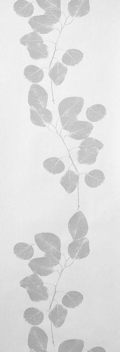 leaf wallpaper Jocelyn Warner