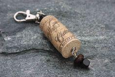 Wine Cork Wedding favor @Vanessa Courtney