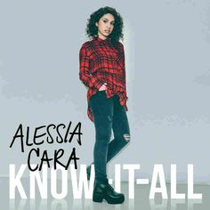 Its not too late, go check out and get Alessia Cara's album #KnowItAll! Better yet, get the deluxe version!