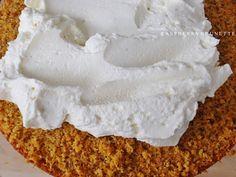 Raspberrybrunette: Mrkvová torta s orechami Pie, Food, Torte, Cake, Fruit Cakes, Essen, Pies, Meals, Yemek