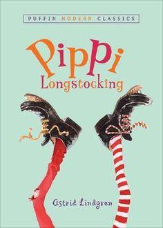 Pippi Longstocking by Astrid Lindgren Books for girls #Lottie dolls #love reading