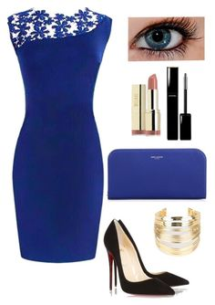 Date Night: Christian Louboutin, Milani, Yves Saint Laurent, WithChic, Chanel Sexy Dresses, Dress Outfits, Fashion Dresses, Classy Outfits, Cute Outfits, Mom Dress, Church Outfits, Professional Outfits, Passion For Fashion