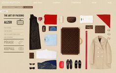 Louis Vuitton App Helps You Pack a Suitcase | Four Seasons Philadelphia | Center City Luxury Hotel | www.fourseasons.com/philadelphia