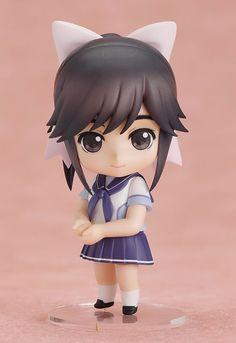 Nendoroid Love Plus Takane Manaka Anime Action Figure New   eBay