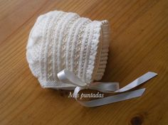 Mis  puntadas: Mi mamá me mima Baby Knitting Patterns, Baby Patterns, Baby Booties, Baby Hats, Headbands, Cute Babies, Booty, My Style, Children