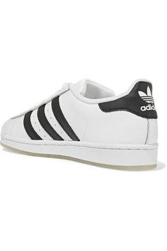 e631d37b14a6 adidas Originals - Superstar Leather Sneakers - White