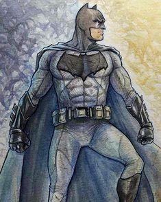 'BvS' Batman - Lukas Werneck