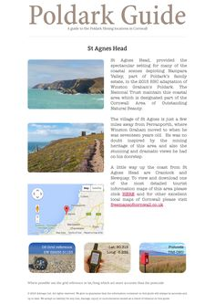 St Agnes Head - Poldark 2015 Filming Locations - Photos, description and directions