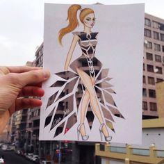 Creative Fashion Designs by Armenian Artist Edgar
