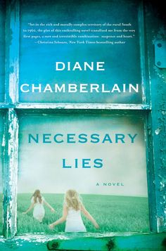 """""""Necessary Lies by Diane Chamberlain – one of the best books I've read all year hands down and my favorite off this list. I have read all of Diane Chamberlain's books and this was my very favorite. It's set in North Carolina in the 60′s. I can't recommend this book enough if you're looking for perfect snow day reading."""""""