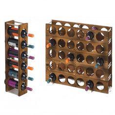 Dekorjinal Ahşap Şaraplık DOCK031 Modelleri ve Fiyatları   Tekzen