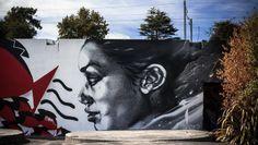 Oi You NZ street art